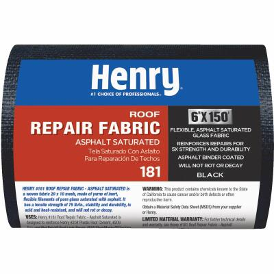 Henry 6 In. x 150 Ft. Glass Fabric