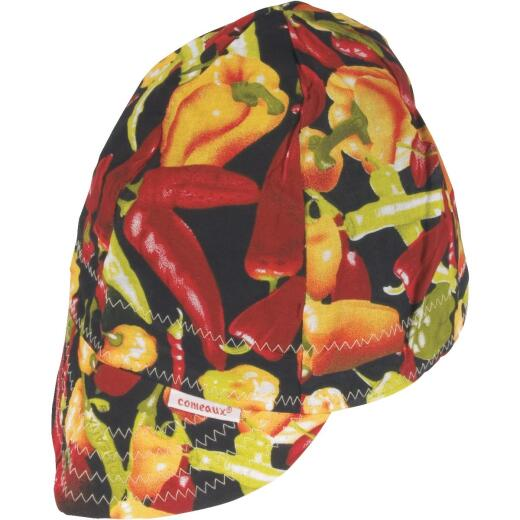 Forney Size 7-1/2 Multi-Colored Welding Cap