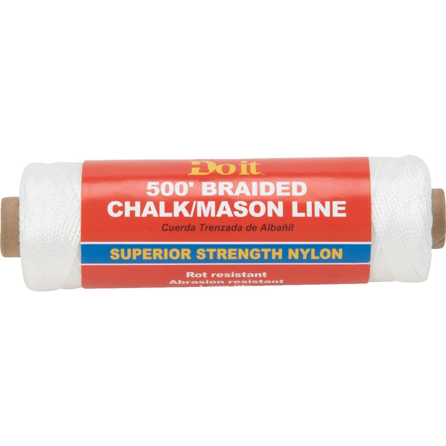 Do it 500 Ft. Braided Nylon Chalk Line Image 1