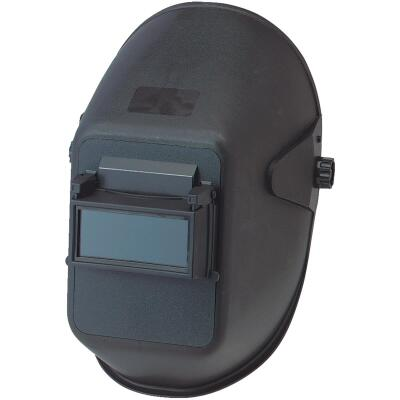 Forney Bandit I Black Polymer Lift Front Welding Helmet with 2 In. x 4-1/4 In. Lens