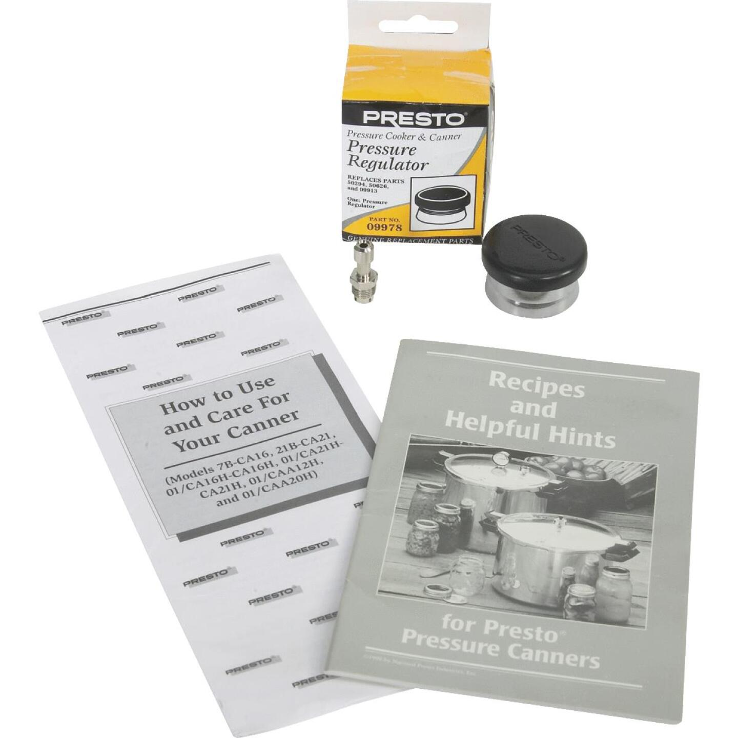 Presto Pressure Regulator Kit Image 1
