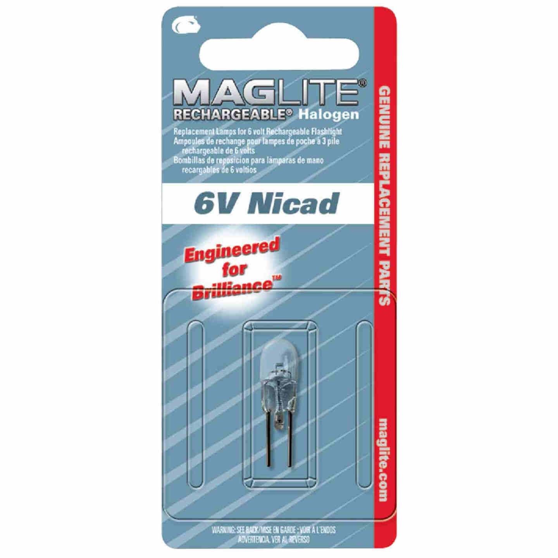 Maglite Halogen 6V Flashlight Bulb Image 1